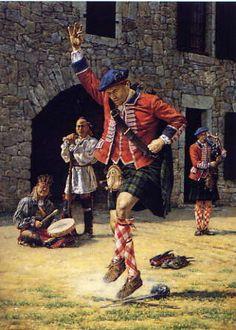 Robert Griffing - The War Dance