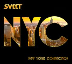 Rock Legends SWEET Return With New Album 'New York Connection'