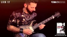 Yiannis Papadopoulos' 20 Prominent Metal Licks!   JamTrackCentral.com