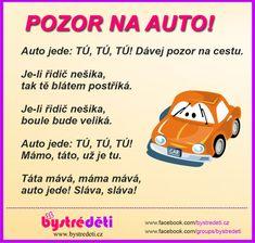 Pozor na auto Paper Art, Kindergarten, Crafts For Kids, Preschool, Victoria, Retro, Toys, Children, Baby