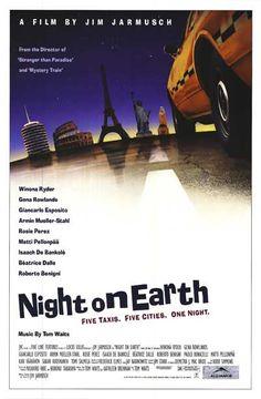 Noites na terra, un dos filmes máis delirantes de Jim Jarmusch