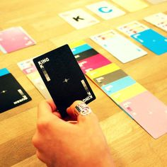 Hit me! CMYK playing cards for game-loving designers—The humble playing cards have had a makeover! Put your poker skills to the test with these CMYK cards, designed for the creative in you.