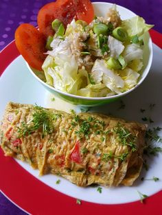 Omlet for the strict phase of the metabolic diet. This omelet is cooked in a cling bag and not baked in the pan Omelette, Healthy Wraps, Hcg Diet, Eat Fruit, Carbohydrate Diet, Eating Habits, Diet Recipes, Easy, Clean Eating