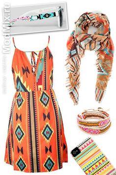 Ацтекский узор, с чем носить | Мода 2014, фото, модные советы стилиста, форум