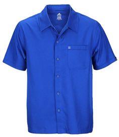 Adidas Mens Button Down Short Sleeve Casual Camp Shirt (Medium, Royal Blue) adidas http://www.amazon.com/dp/B00BTJJVSI/ref=cm_sw_r_pi_dp_SXOWtb18XB2M6VE5