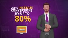 80% Increase Using Video Marketing Creation Services