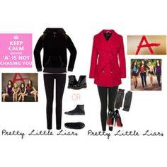 Costumes Fit for a Pretty Little Liar