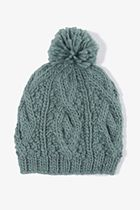 Wool hat for me but in dark red