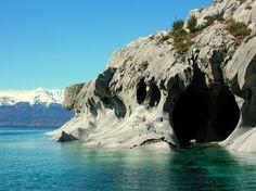 Mais profundo da América do Sul, Lago General Carrera é famoso pelas Capelas de Mármore - Turismo - Curiosidades - Notícias - Fique por dentro - EcoViagem
