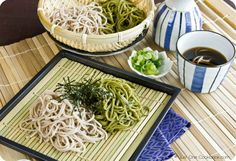 Zaru Soba (Cold Soba Noodles) ざるそば | Easy Japanese Recipes at JustOneCookbook.com | summer food