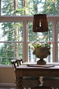 Window. My Sweet Savannah: ~farm chicks purchases and our new dining room chairs~