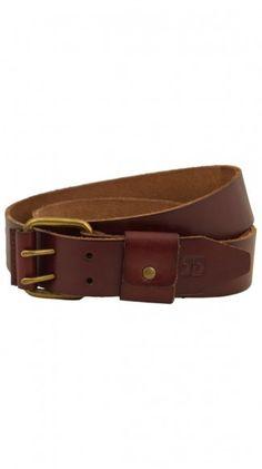 Everybody needs a good leather belt.