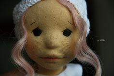 Doll by julilale - face with freckles