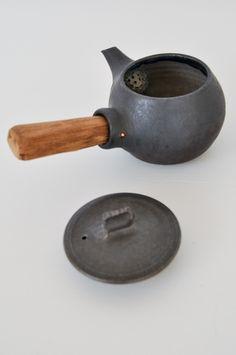 Japanese Teapot - Black