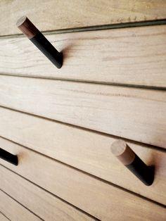 DIY Wooden Hooks Tut