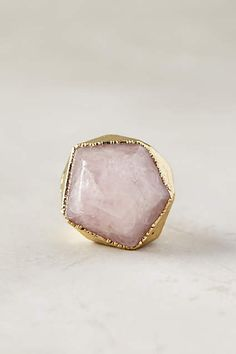 this could be pretty. not sure if it's your style though.     Prismatic Gem Knob - anthropologie.com