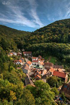 Falkenstein, Rhineland Pfalz, Germany