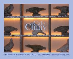 Cafe Cluny, West Village