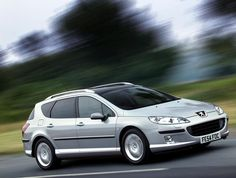407 SW Peugeot tuning - http://autotras.com