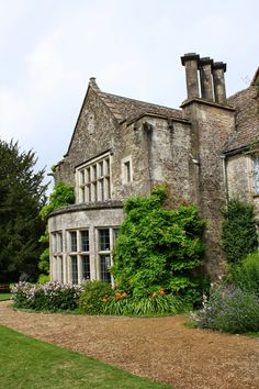 Chavenage House, near Tetbury - England ~ My little white home by Nadine