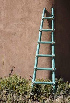 Kiva ladder!!!!