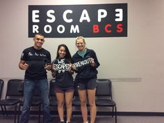 This group escaped Breakout in 56 minutes!