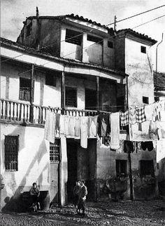 Casas de Lavapiés. Años 20.