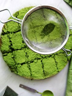 Chewy & Fudgy Almond Flour Matcha Brownie Cake (GF) – MariMatcha Tea Company | Pure Organic Ceremonial Grade Matcha