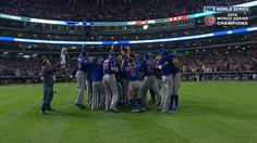 Fans of the Chicago Cubs have been waiting a long time for this moment. 108 years, to be exact. Even if you're not a die-hard Cubs fan, this video captures the most exciting moments of one of the best baseball games this year. Here are the best moments of this exciting game, which is guaranteed to go down in history.