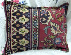 2 Custom Boudoir Shams  Ralph Lauren fabric   POET by Sew1Pretty, $38.00