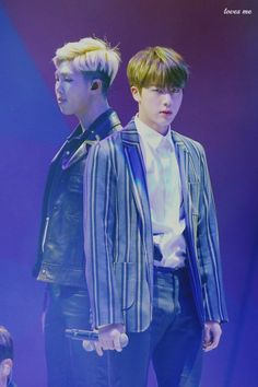Rap Monster & Jin ❤️ BTS