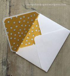 Umschlag-Einlage