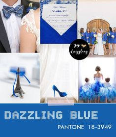 Pantone colors Spring 2014 , Dazzling Blue Wedding Palette Wedding Book, Chic Wedding, Our Wedding, Dream Wedding, Wedding Stuff, Wedding Themes, Wedding Colors, Wedding Ideas, Got Married