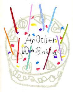 AnOther's 10th Birthday! AnOther magazineの10周年アニバーサリーのために、カール・ラガーフェルドやアルベール・エルバスなど有名デザイナーがケーキをデザイン♪