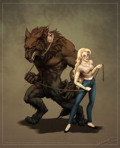 Werewolves https://www.facebook.com/pages/Werewolf-Nights/1477991732415996