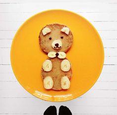 Kunst Aufessen | Mit dem Essen spielen? JA!