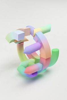 Maiko Gubler - Gradient Bangles