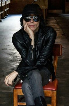 Chris Corner, IAMX interview