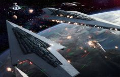 Excelsior Star Destroyer