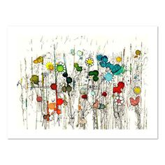love this to add color to the nuetral decor of my living room Illustrations, Cool Posters, My Living Room, Large Prints, Watercolor Paper, Find Art, Framed Artwork, Giclee Print, Art Print