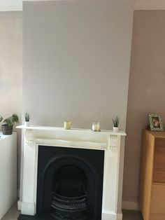 Decor, Home, Bedroom, Fireplace