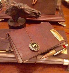 Midori Traveler's Notebook / Hero of the British Art Resistance Notebooks, Journals, Hobonichi, Journal Covers, Life Organization, Journalling, Travelers Notebook, Filofax, Passport