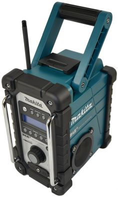 Great for in shop...MAKITA Baustellenradio BMR 105