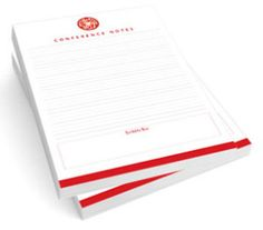 OZI Printing—Full Colour Notepads.  #notepad