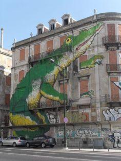 Ericailcane in Lisbon
