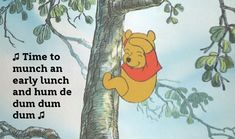The Many Great Moments From The Many Adventures of Winnie the Pooh | When Pooh hums a little hum #Pooh