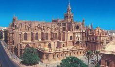 Catedral De Sevilla   Sevilla