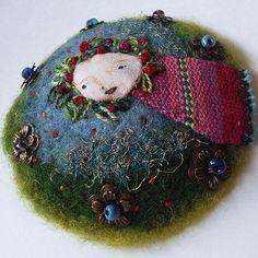 Нежность и теплота этого ноябрьского дня – Сара Лехнер - Ярмарка Мастеров - ручная работа, handmade