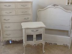 Incredibly gorgeous French Provincial bedroom set