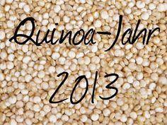 (no) plain Vanilla Kitchen: Ein neues Projekt für 2013: mein Quinoa-Jahr